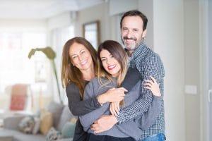 Eltern und Familie